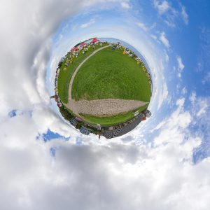Little Planet Grimmershörnbucht