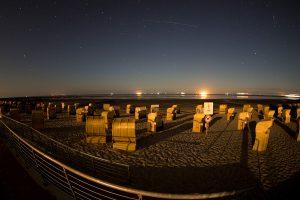 Cuxhaven Nacht
