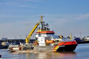 Mehrzweckschiff Neuwerk