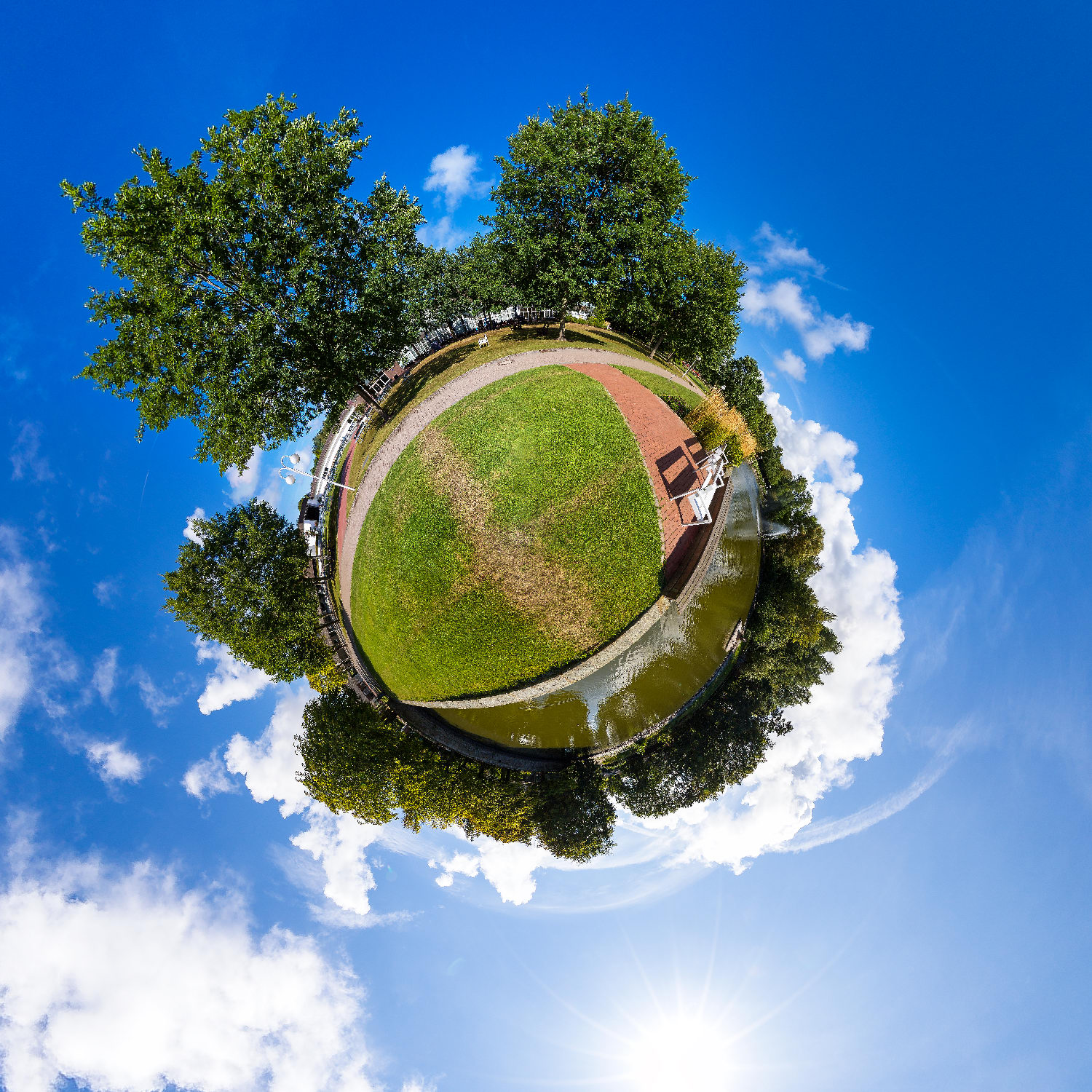 Little Planet Kurpark