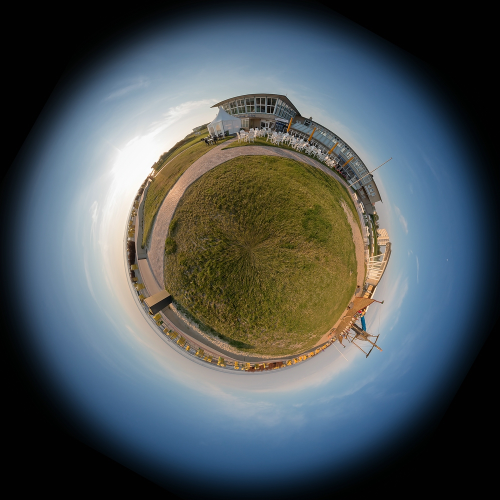 Little Planet Strandhaus Döse