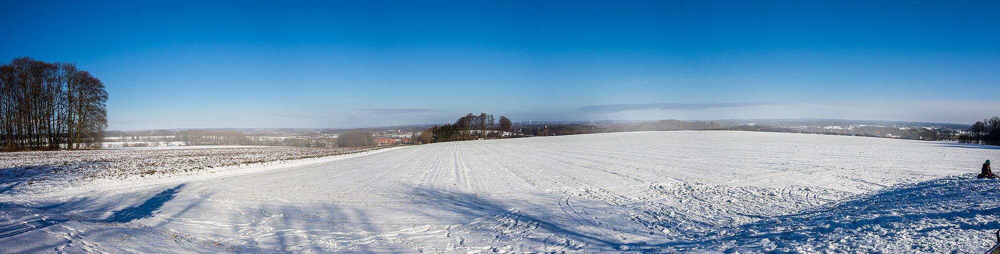 Panorama Bruder Klaus Kapelle